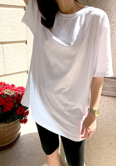 A-daily boxy tee(3colors)주문폭주!!4차 open
