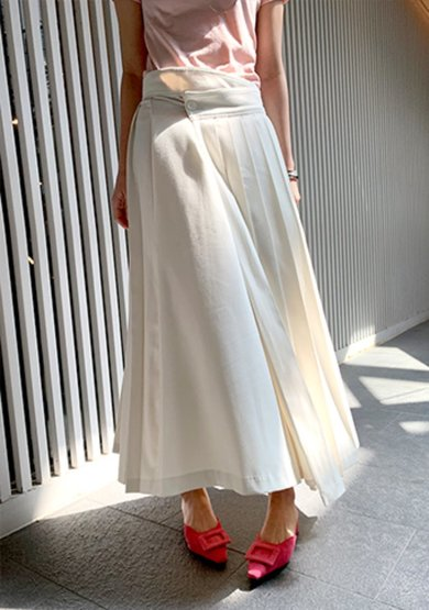 lemaire skirt(3colors)